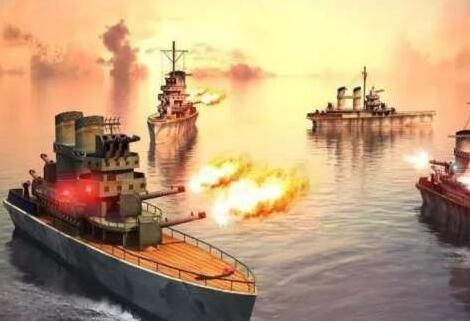 """二战时期日本的""""大和号""""战列舰有牛逼 看看吧"""